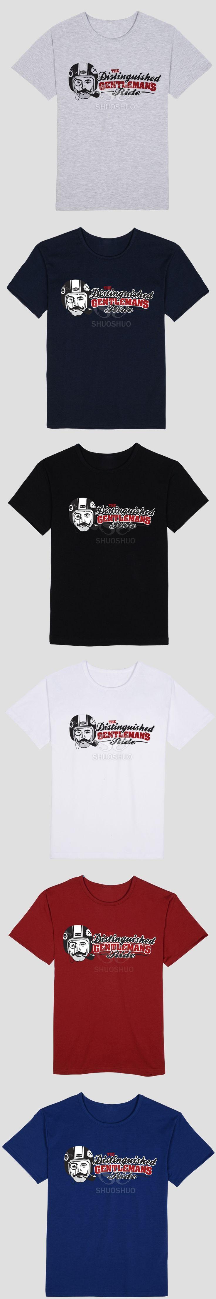 Triumph Distinguished Gentlemen in Action T-shirt Short sleeve O-NeckT shirt TRIUMPH MOTORCYCLE 001