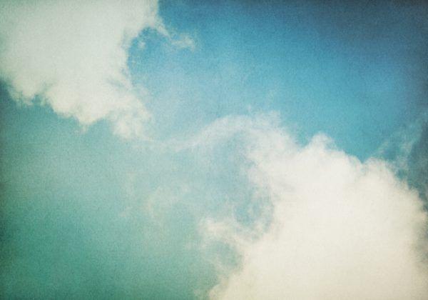 Vintage Fog and Clouds