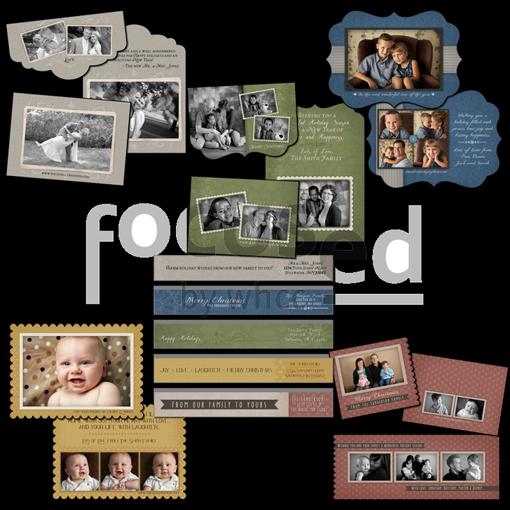 ... by Kristina Marshall on Photoshop Templates for Photographers | P