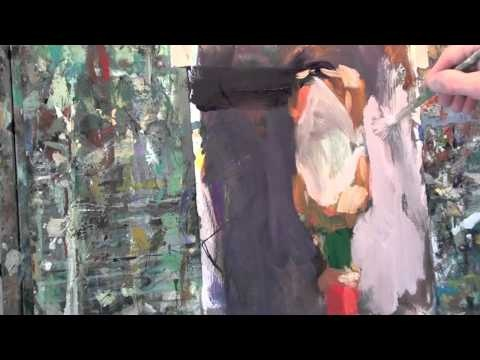 The Refrigerator Challenge. How to paint loose and expressive still life paintings.