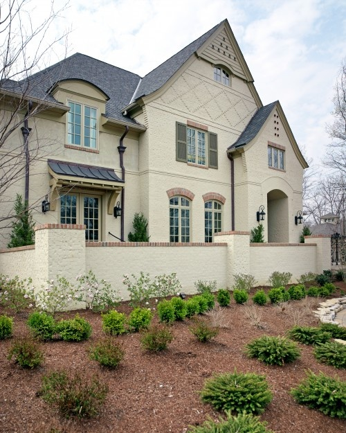 32 best Painted Brick Houses images on Pinterest