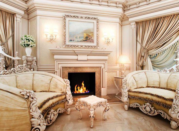 Дизайн интерьера гостиных > 720 фото в квартирах и загородных домах…