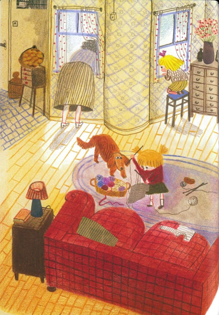 Lotta by Astrid Lindgren and Beatrice Alemagna