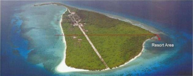 New construction development in Haa Alif, Upper North Province (Maldive Islands) - Uligamu City Hotel
