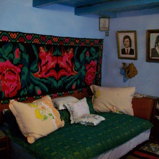 Traditional House - Moldova, Romania - Let's visit Romania together at Romanianexperience.wordpress.com