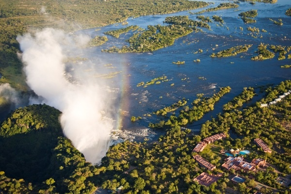 Zambezi Sun - Victoria Falls, Zambia