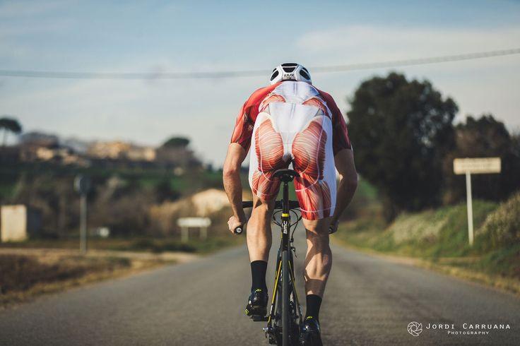 https://flic.kr/p/RdTLkN | unique cycling wear | Photo by Jordi Carruana model: Arnau M. cycling kit: muscleskinsuit.com