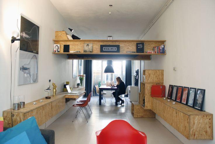 STUDIO SLOT architects amsterdam