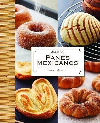 ^^ Libro: Panes Mexicanos de Irving Quiróz ESCELENTE. La receta de la Rosca de Reyes la hice, quedó estupenda, no agregar más harina, hay que amasar mucho con fuerza y paciencia, queda deliciosa. :)