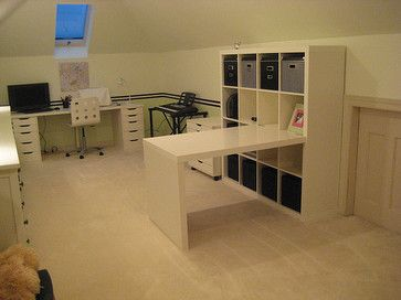 Modern Home Office Photos Design, Pictures, Remodel, Decor and Ideas - page 18