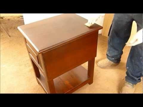 Lacar un mueble, paso a paso | Bricolaje