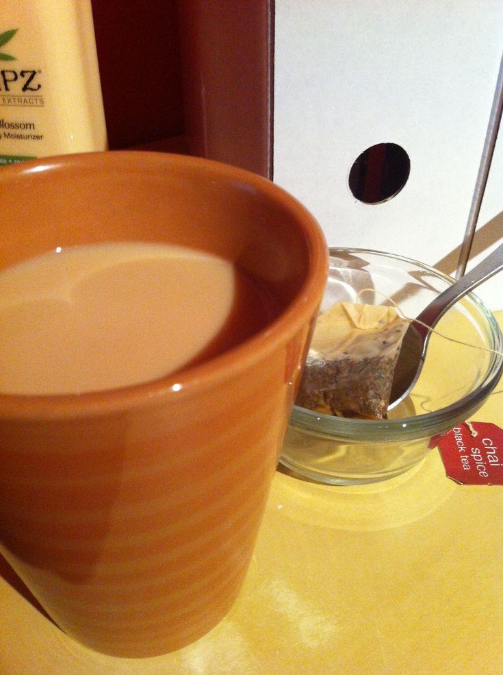 How to Make a Cheaters Chai Tea Latte | Recipe