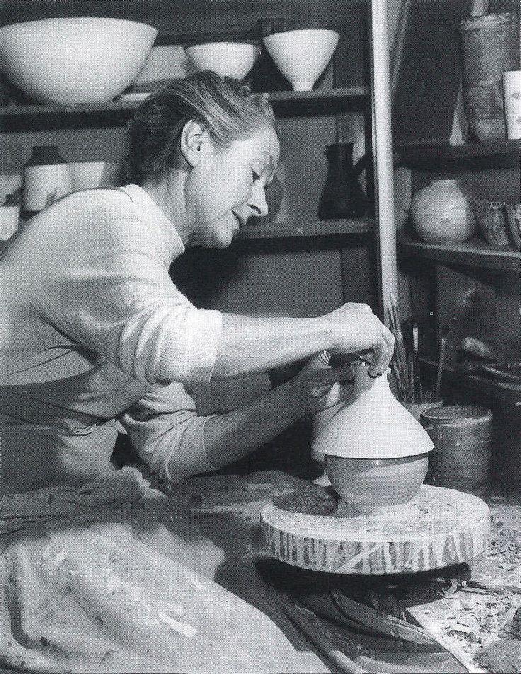 /Lucie Rie- Original- Potter