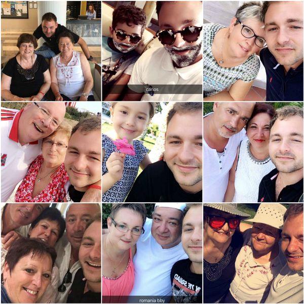 Sezonul se termina, dar noi ramanem cu foarte multe amintiri si selfie-uri alaturi de clienti fericiti :D In poze, colegul nostru din Creta