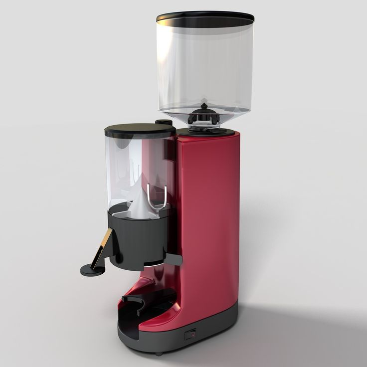 3ds max commercial coffee grinder