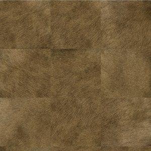 Behang ELITIS Movida - Mémoires Collectie  Het ELITIS Movida behangpapier is een bijzonder rijk vinyl behang met een luxe patroon van huid / vacht. De kleuren zijn effen en puur. Uit de behangcolle...