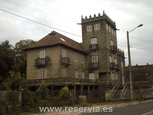17 best images about pazos de galicia on pinterest santa cruz santiago and camino de santiago - Poio pontevedra que ver ...