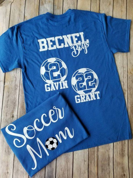 Check Out This Item In My Etsy Shop Https Www Etsy Com Listing 587229192 Soccer Mom Shirt Soccer Dad Shirt Socce Soccer Dad Shirt Soccer Mom Shirt Soccer Dad