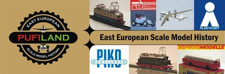 East European Scale Model History - PufiLand