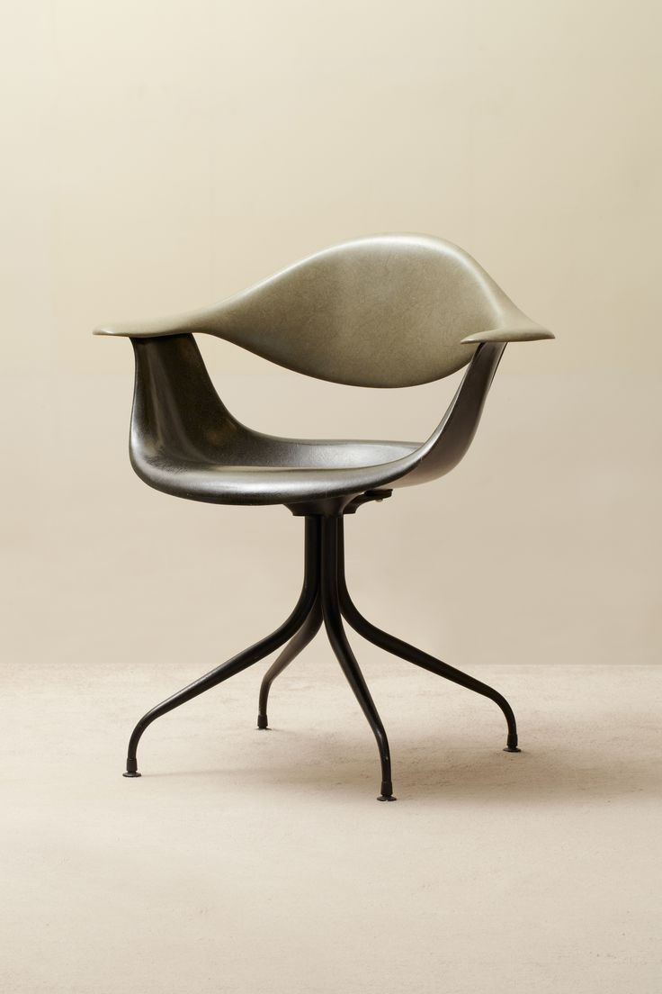 Biscayne wire chairs - George Nelson Daf Chair