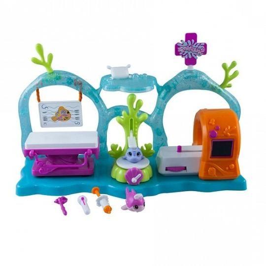 Tpf TPF, Splashlings Игровой набор Медицинский Центр