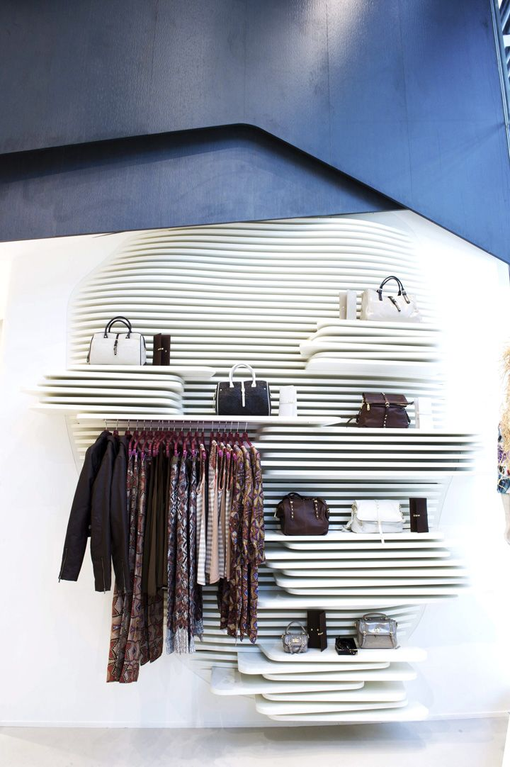 Custo Barcelona store by Dear Design, London store design
