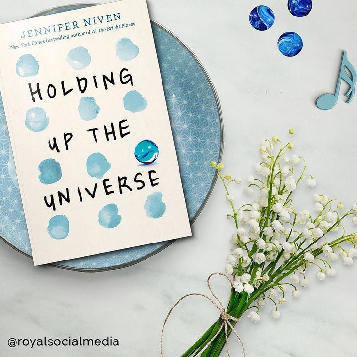 Book Review (link in bio). Help me wish Jennifer a very happy #BookBirthday!!! HOLDING UP THE UNIVERSE by @JenniferNiven is a breath of fresh air!  Libby and Jack are teenagers with two debilitating issues: for Libby it's her extreme weight; and for Jack it's a rare disorder (which he's kept secret) that prevents him from recognizing faces. The two are unexpectedly drawn together and discover a deep connection. What entails is a beautiful emotional and truly sweet story of love friendship…