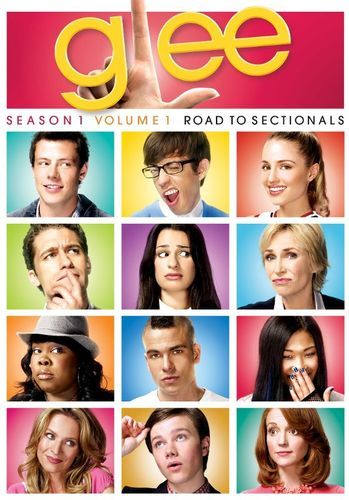 Glee: Season 1, Vol. 1 - Road to Sectionals [4 Discs] [DVD]