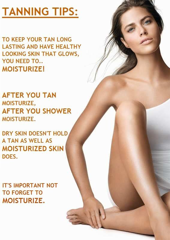 How To Use Tanning Lotion For Beds