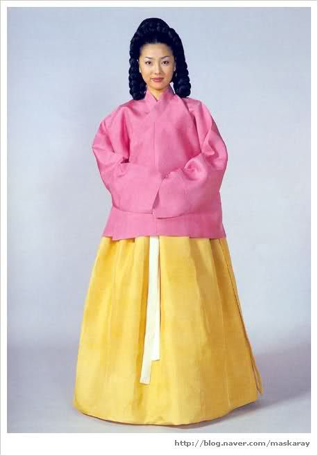 ate Goryeo cloth from Gwanbok to commoner's dress. Commoner
