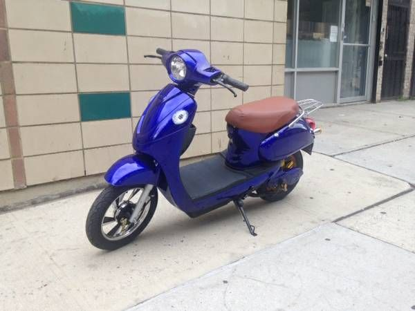 NYC moped dealer - Second Stroke Mopeds