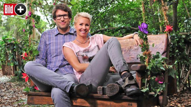 *** BILDplus Inhalt *** Sonja Zietlow & Daniel Hartwich - Wer hat das Zeug zum Dschungelkönig?