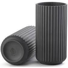 lyngby vase grå