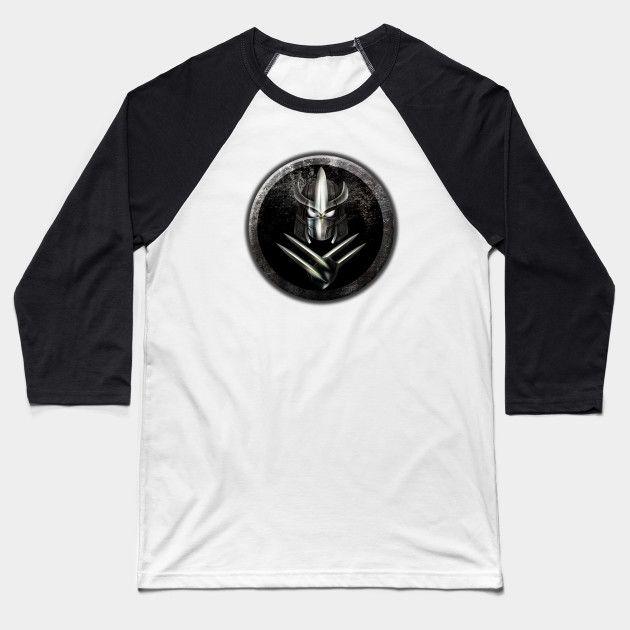 ninjaturtles Baseball Tee T-Shirt #teepublic #tee #tshirt #clothing #ninjaturtles #ninja #turtles #teenage #mutant #leonardo #donatello #raphael #michelangelo #turtlepower #footsoldier #shredder