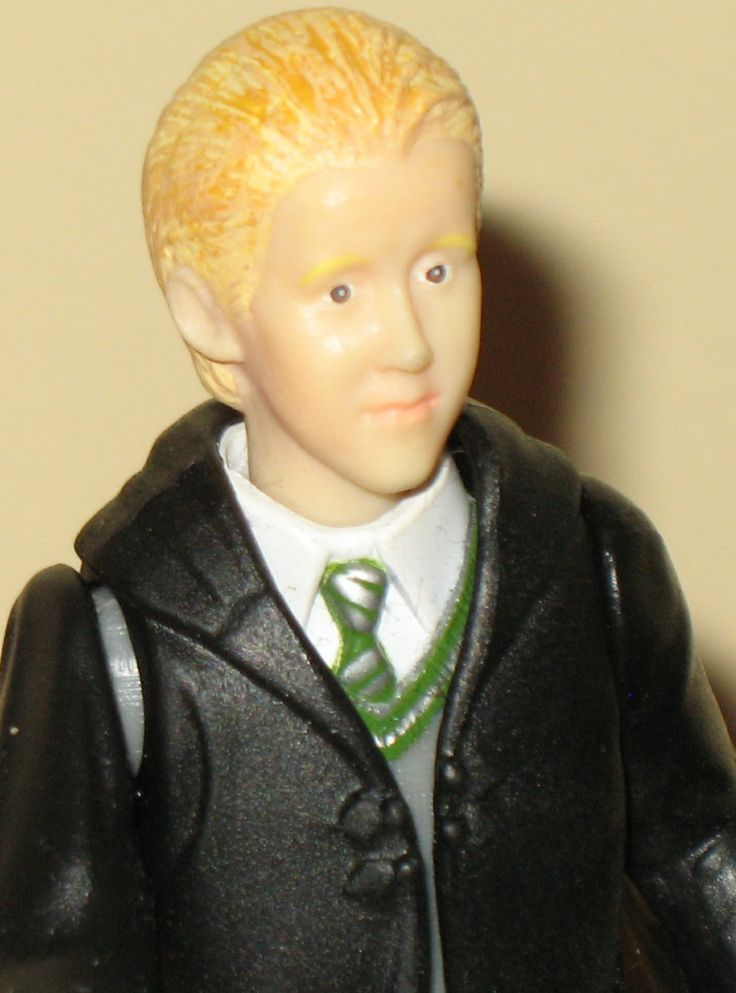 I've just listed a bunch of Harry Potter action figures in my eBay store. If you're a collector, pop on over and take a look! Do you think this Draco Malfoy toy looks like Draco? #harrypotter #malfoy #actionfigures