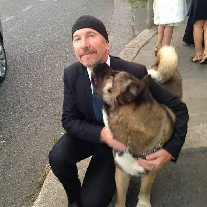 @Regrann from @u2.wolves: The Edge   #U2 #U2TheJoshuaTree2017 #TheEdge #Rock #Pop #Alternative @U2