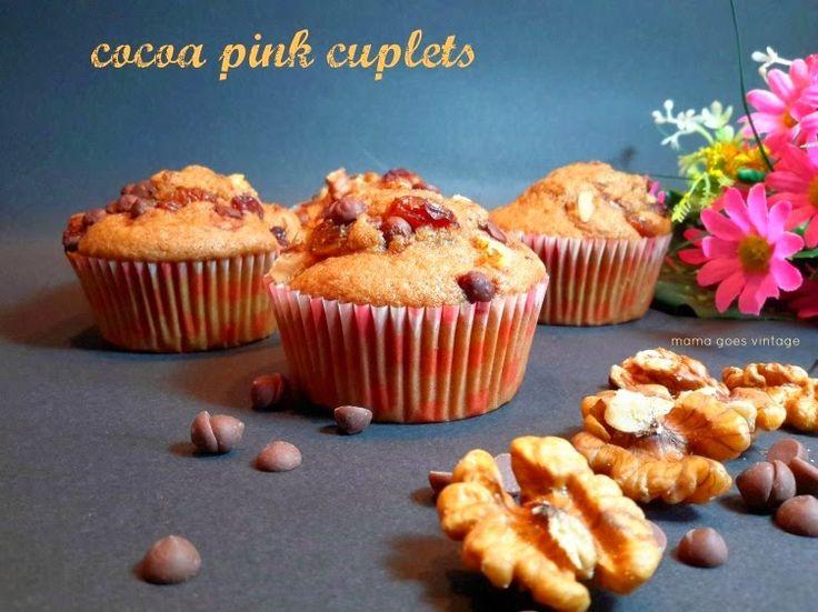 Mama goes Vintage: Ένα cupcake χωρίς Frosting