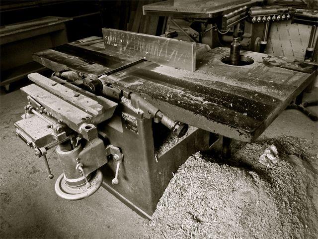 Heavy artillery & sawdust