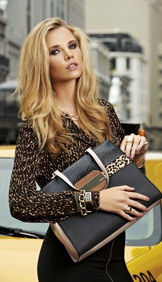 Pair black and gold toned outfits with matching chunky jewellery for some up to the minute opulence to take you into a night out in style. Pair a colourful coat to add a glamorous statement