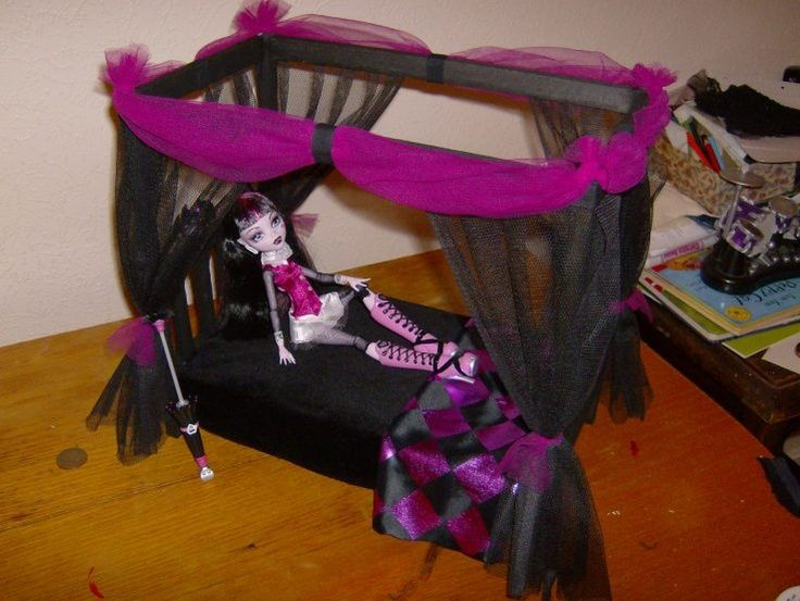 monster high bed - Google Search