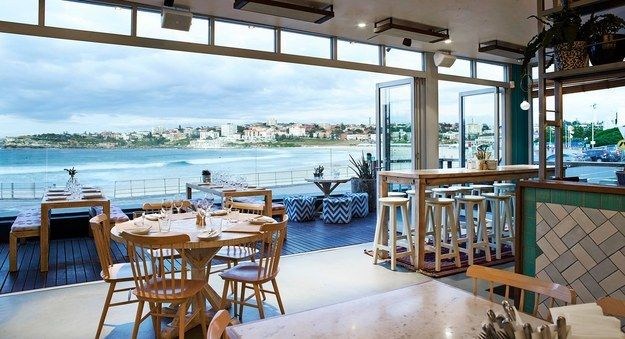 The Prettiest Places To Eat By The Ocean In Sydney