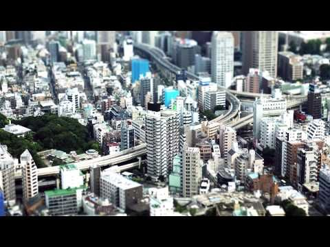 Amazing City View on the World - Tokyo, Japan
