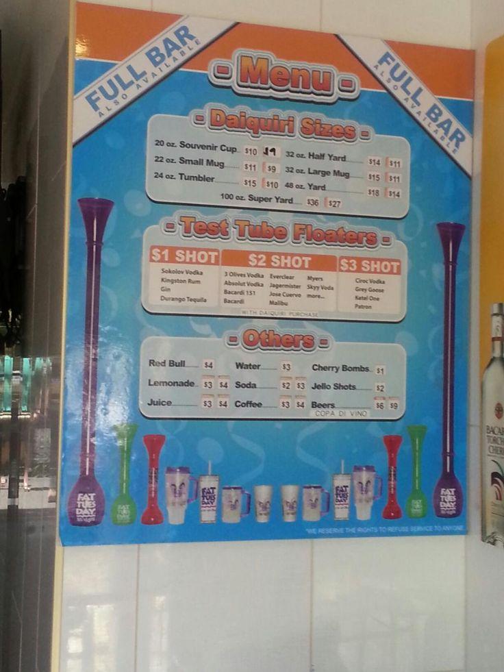 Hard Rock Cafe Las Vegas Strip Menu Prices