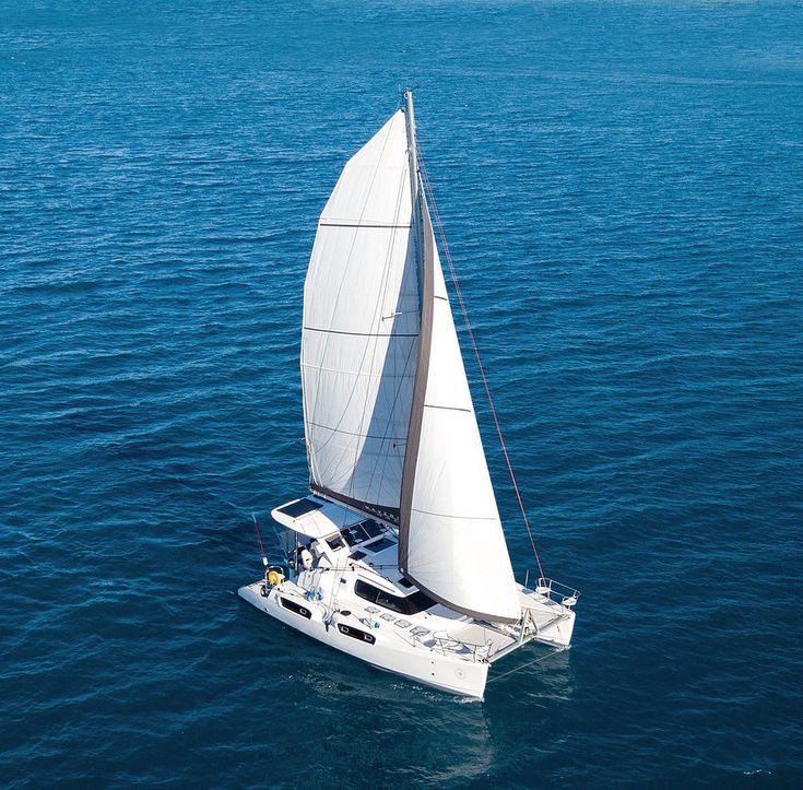 Circumnavigation Catamaran   Cape Town   Maverick Yachts ...