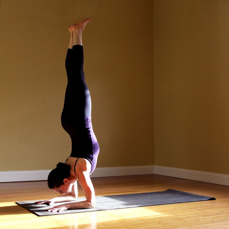 Forearm Stand MASTER YOUR HANDSTAND