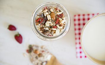 A Gluten Free Muesli Recipe You'll Love
