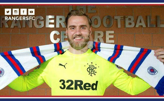 Jak Alnwick joins Rangers from Port Vale today. Welcome to the World's Most Successful Club Jak #WATP