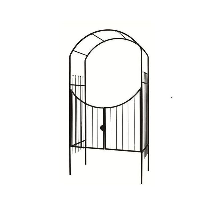 Rainbow Garden Products Savannah Arch And Gate R356 At The