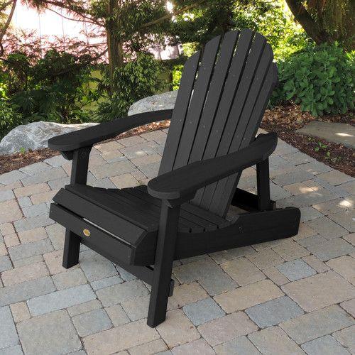 Found it at Joss & Main - Clayton Reclining Adirondack Chair