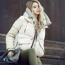 Капюшон Куртки Женщин Короткие Зимние Пальто 2017 Зима Новый Плюс размер Толстые Теплые Военная Техника Женщины Куртка Повседневная Женщины Пальто DM091(China (Mainland))